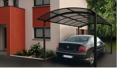 l 39 abris de voiture aluminium carport de novoferme est ideal pour proteger voitures remorques. Black Bedroom Furniture Sets. Home Design Ideas