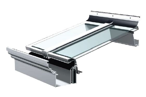 Fabrication de chassis fen tres et baies en aluminium for Profile alu pour veranda