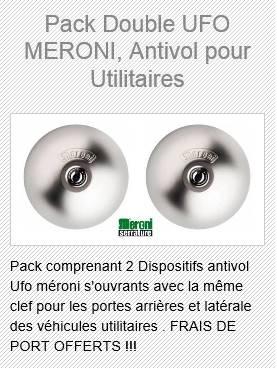 Ufo Méroni numero 1 des ventes