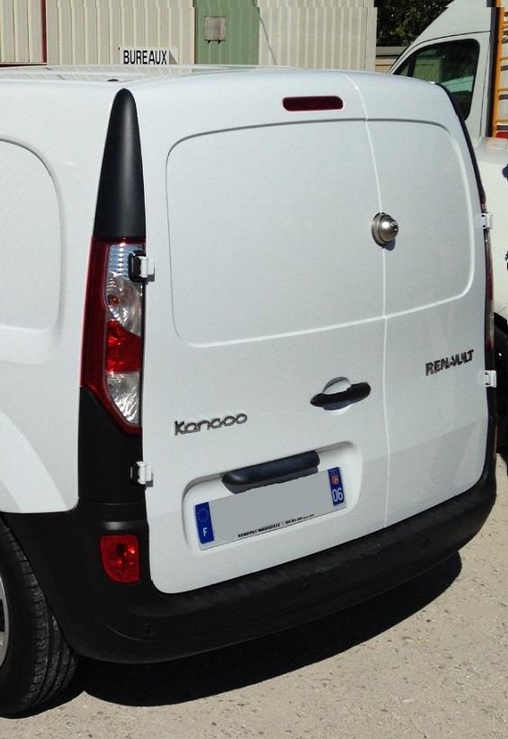 Antivols pour vehicules utilitaires