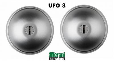 Pack Double UFO 3 CONFORT, Antivol pour Utilitaires