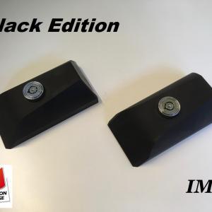 Antivol pour vehicule utilitaire et ambulance imc black edition 2321 2333 verrou fuyant noir fabrication francais