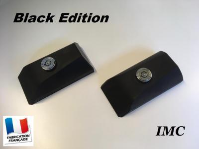 Serrure antivol pour utilitaire  IMC 2321B / 2333B  NOIR Pack double