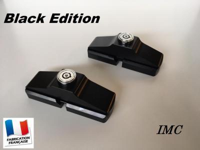 Serrure antivol pour utilitaire  IMC 1834B NOIR Pack double