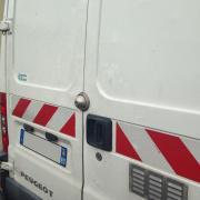 Serrure antivol pour camionnettes