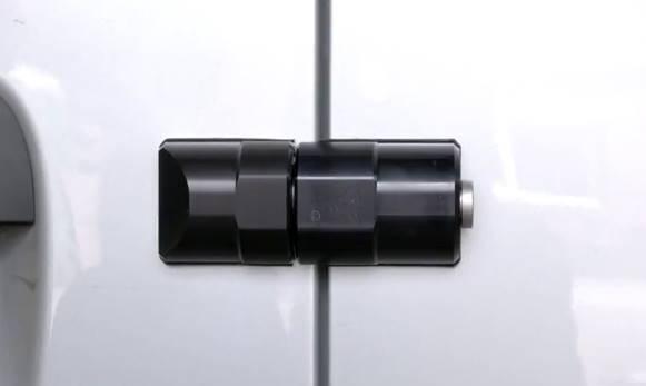 Armadlock serrure 3 points pour utilitaires mul t lock