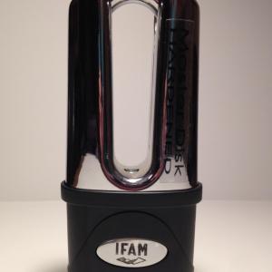 Bloque disque antivol moto master disk ifam