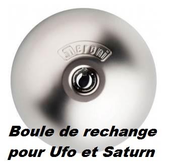 Boule de rechange pour ufo meroni et saturn daken