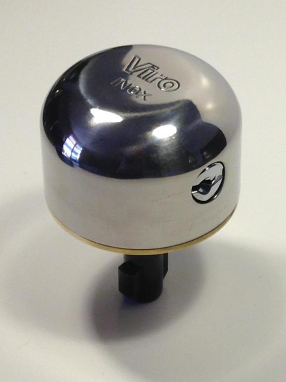 Boulle demi bille pour sabot viro 4221 antivol pour rideaux de fer et portes de garage