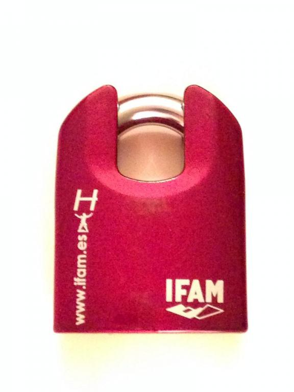 Cadenas blindé Haute Securité IFAM Hercule A