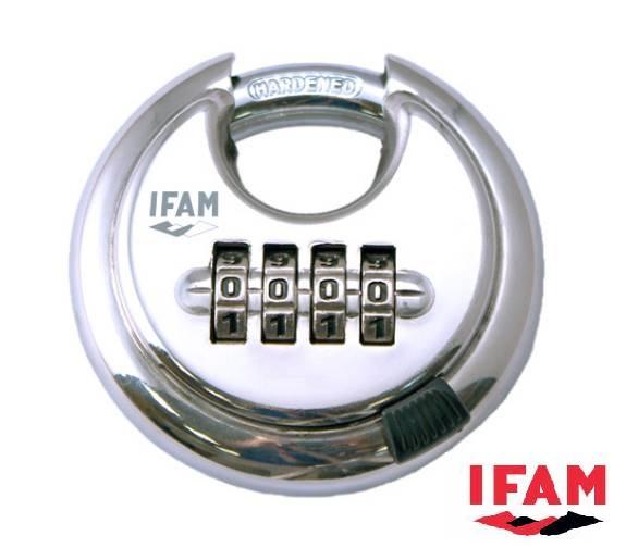 Cadenas a combinaison circular combi ifam