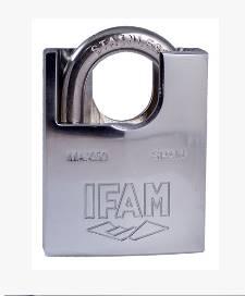 Cadenas inox MARINE MAX 50 IFAM, anse INOX