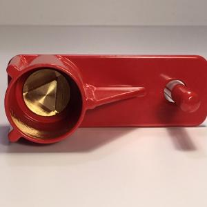 Cadenas pompier triangle de 14 mm ifam