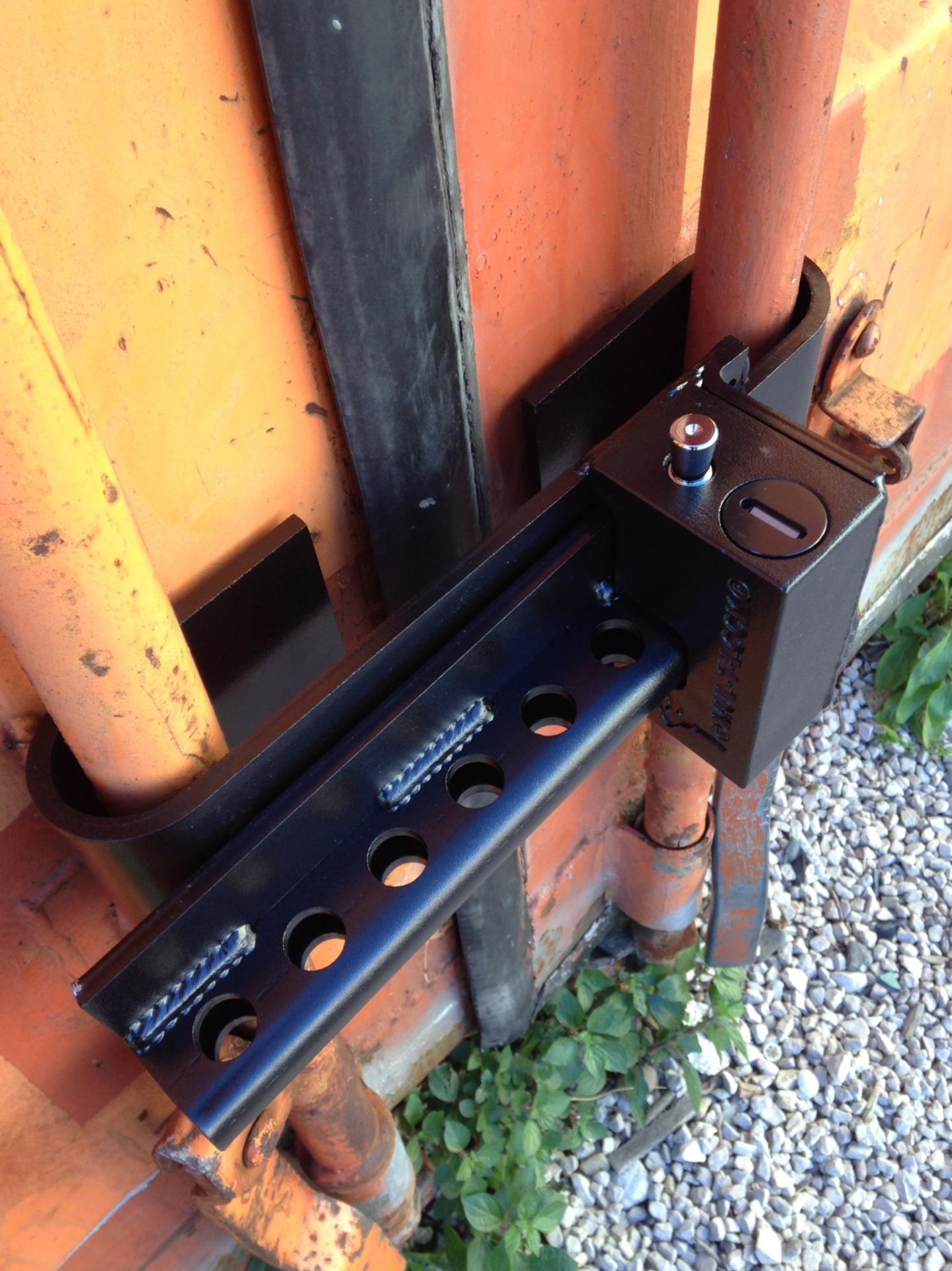 Cadenas pour conteneur maritime container lock