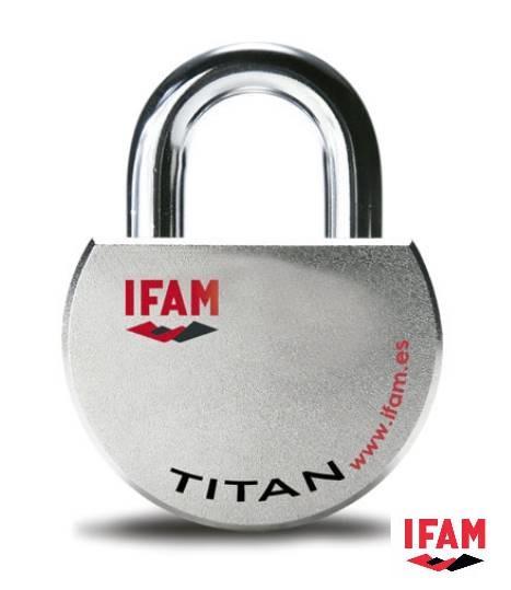 Cadenas tres haute securite grade 6 suivant en 12320 ifam titan anti cisaillement copie