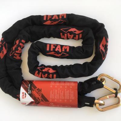 Chaine IFAM Black Flag , M8 longueur 200 cm (2 métres) en acier zingué