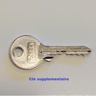 Clé supplementaire pour Cadenas Viro 4115 / 4117 & VanLock