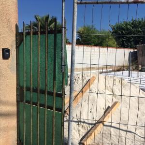 Coffre a cles mural pour la securisation des chantiers