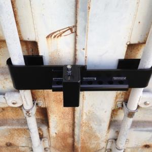 Container lock antivol pour conteneurs