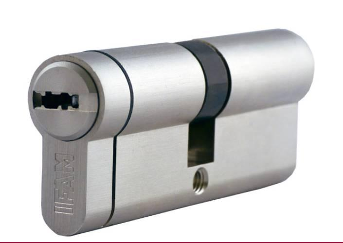 Cylindre haute securite ifam f6s