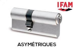 Cylindre ifam f5s asymetrique