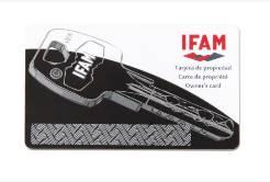 Cylindre ifam wx carte de propriete