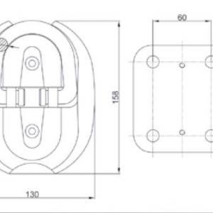 Dimensions anneau d ancrage au sol ifam as1 blocage jpg