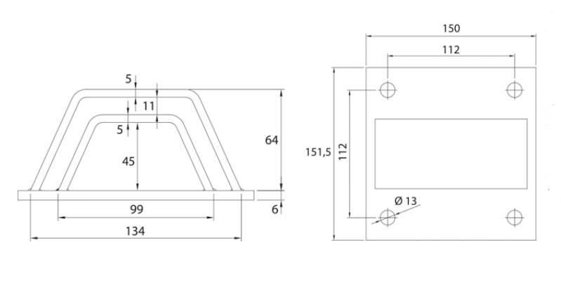 Dimensions anneau d ancrage au sol ifam pitstop jpg