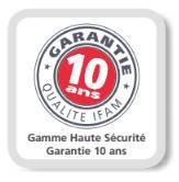 Ifam haute securite garantie 10 ans