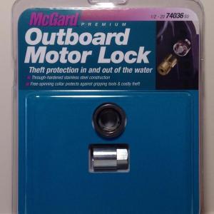 antivol pour hors bord, Mcgard 74036