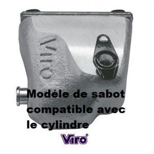 Modele de sabot viro condor 4218 compatible avec le cylindre