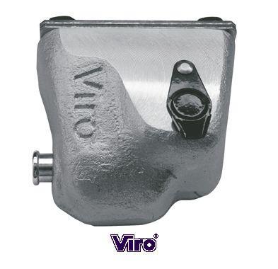 CONDOR VIRO 4218, Sabot Antivol BLINDE pour Rideaux Metalliques