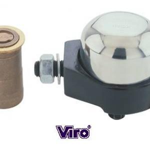 Sabot viro demi bille 4221 pour rideaux metalliques