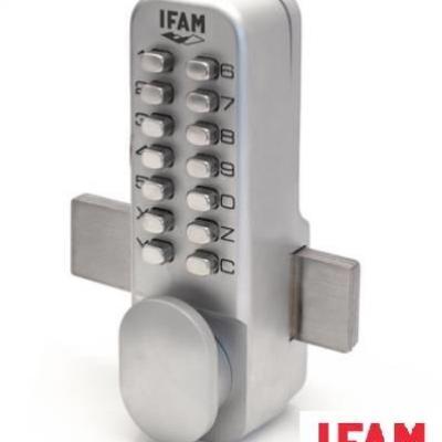 Serrure a code IFAM MCA 200 en applique