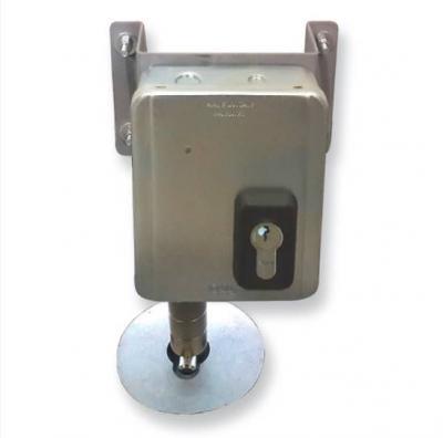 Serrure electrique VIRO 7905 V09 Harpon rotatif pour porte sectionnelle