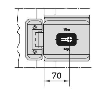 Serrure electrique viro v7928 v90 horizontale ouverture exterieure schema jpg