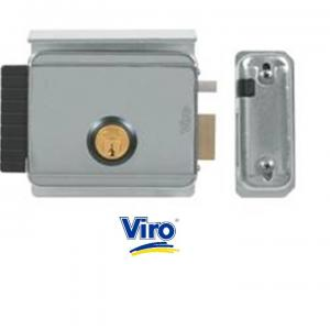Serrure electrique viro v8992 v97 droite 12 volts 1