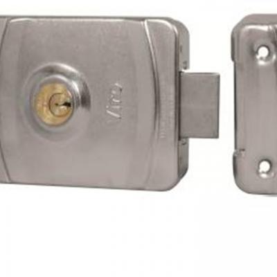 Serrure electrique VIRO V9083 V90 12 volts CA, réglable de 50 a 80 mm