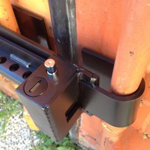 Serrure pour conteneur container lock mul t lock