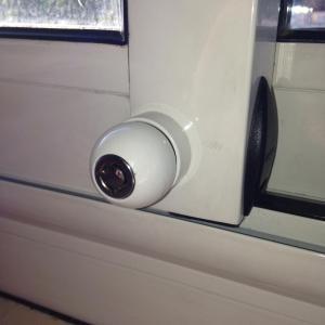 Serrure 3 points pour fenêtres et baies coulissantes, assur baie, cadenas
