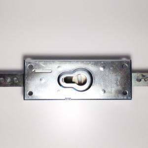 Serrure pour rideaux metalliques et portes acier, Viro 8271 2