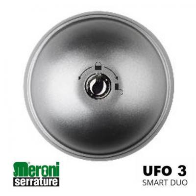 UFO 3 SMART DUO Antivol pour Utilitaires