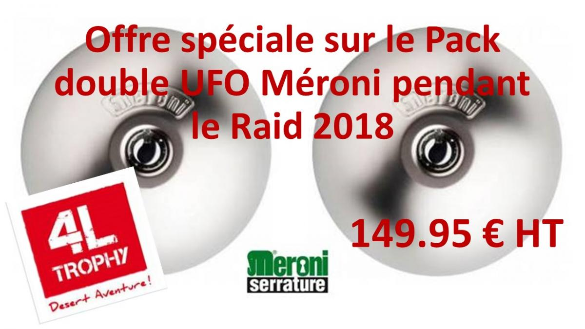 Ufo double meroni 4l trophy 2018