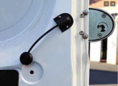 Serrure de securitè pour utilitaires, Van Lock Viro jpg