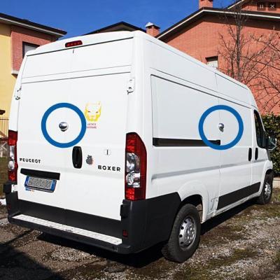 Van lock, serrure antivol pour vehicules utilitaires jpg