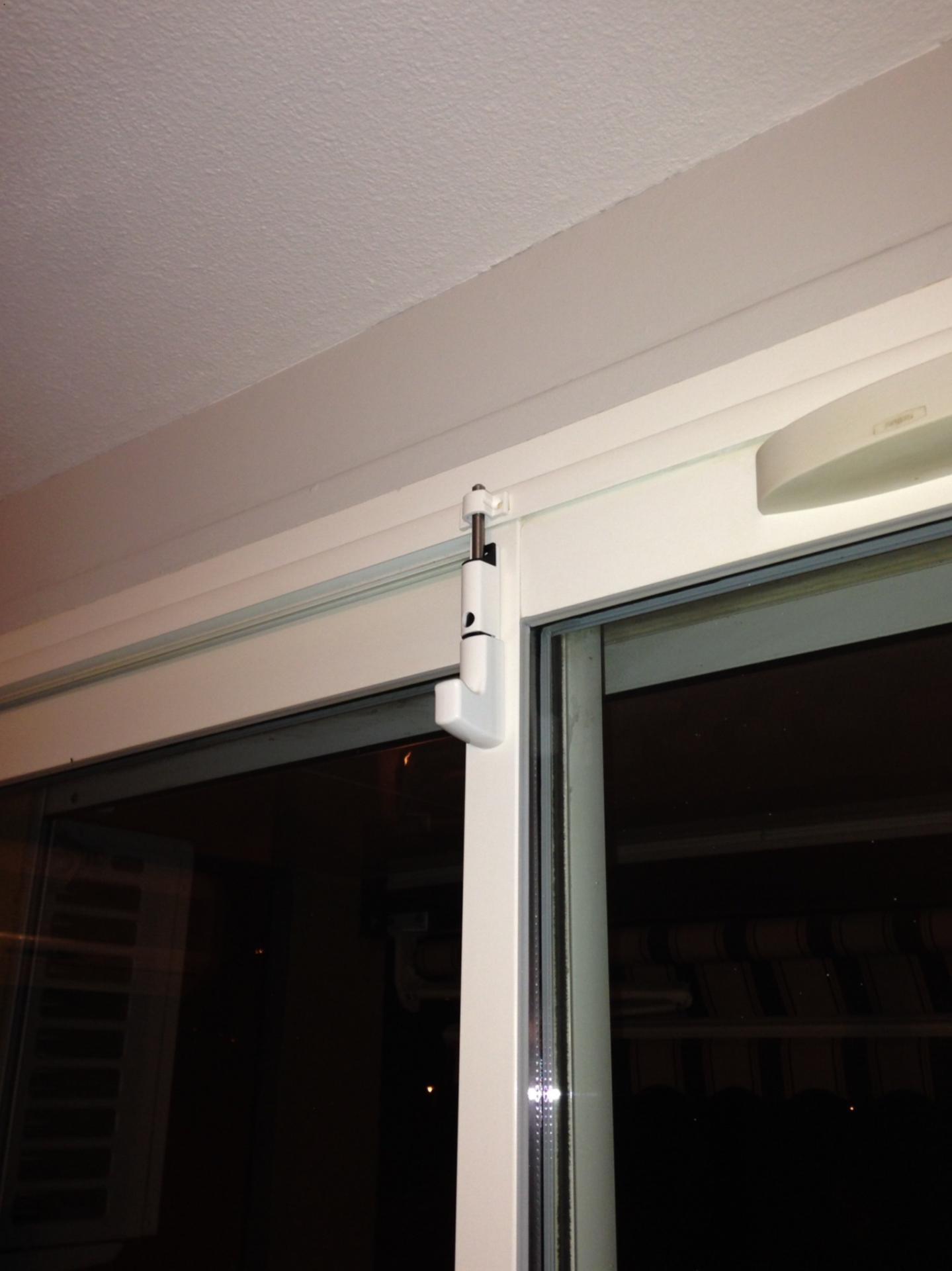 Verrou x23 serrure pour fenetres coulissantes et portes